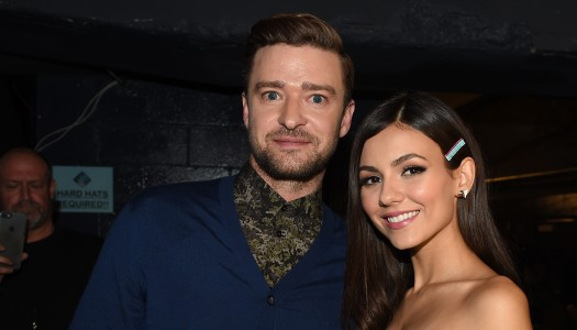 Behind-The-Scenes Look: Victoria Justice, Justin Timberlake, Lea Michele Enjoy Teen Choice 2016