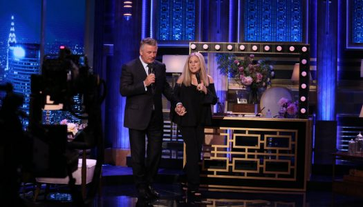 "Alec Baldwin, Barbra Streisand Appear On ""Tonight Show Starring Jimmy Fallon"" (Watch Now)"
