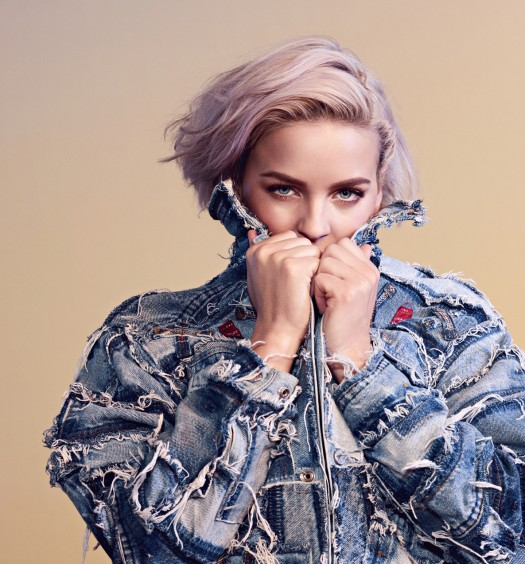 Anne-Marie [Atlantic Press Photo]