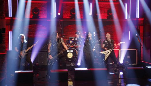 "Anthrax Performs ""Monster At The End"" On ""Late Night With Seth Meyers"" (Watch Now)"