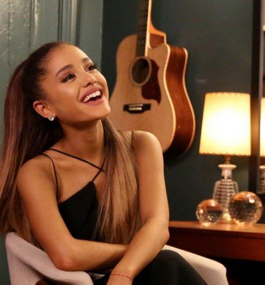 Ariana Grande [Tonight Show   NBC]