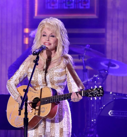 Dolly Parton [NBC]
