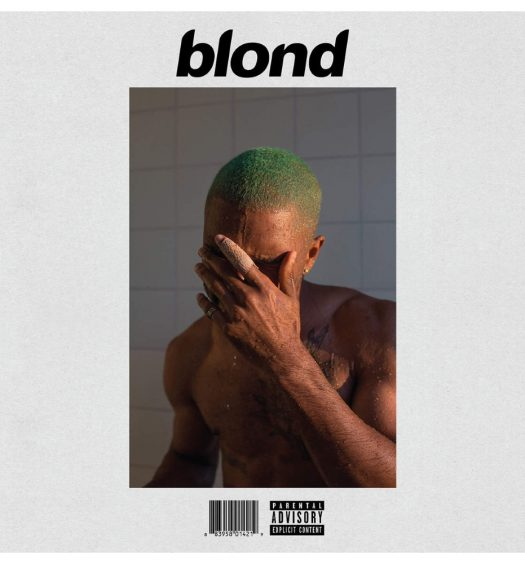 Frank Ocean [blonde cover | Boys Don't Cry Image]