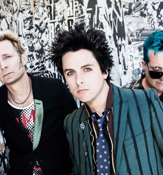 Green Day [Frank Maddocks | WBR Press]