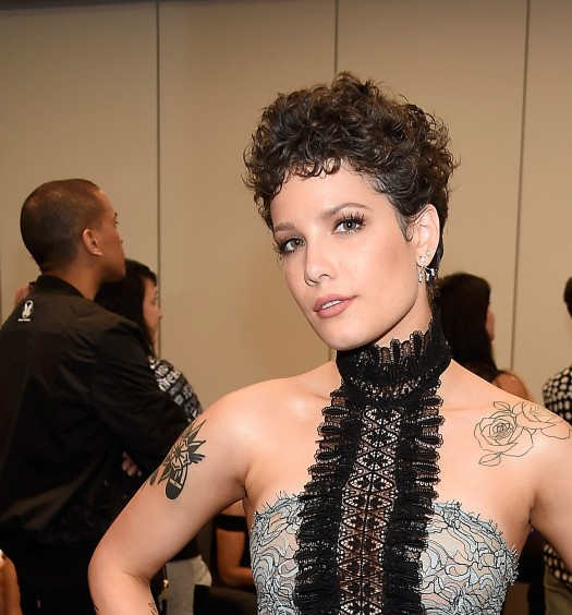 Halsey [BBMA Photo via ABC]