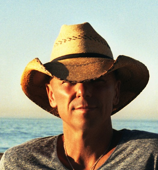 Kenny Chesney [Allister Ann | EBM Press Photo]