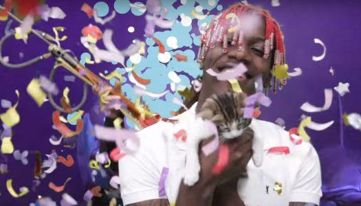 "Lil Yachty's ""1 Night"" Reaches Top 25 At Rhythmic Radio; Amine, Calvin Harris Enter Top 30"