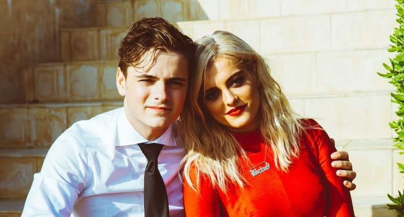 Martin Garrix Bebe Rexha [RCA Records Press Photo]
