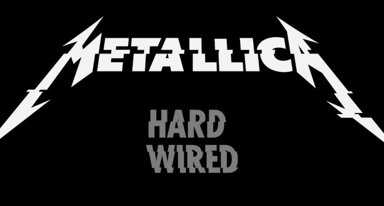 Metallica [Hardwired Title | Official Video | Blackened Records]