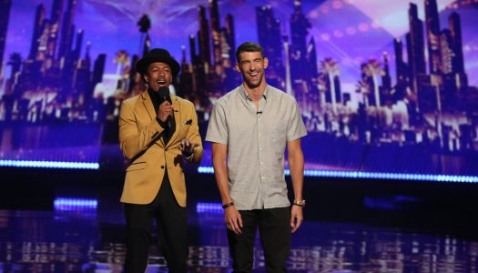 Michael Phelps, The Final Five Presenting At 2016 MTV Video Music Awards