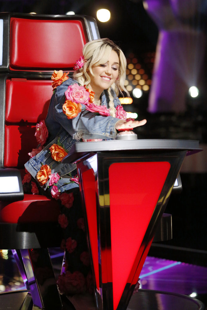 the voice - photo #33