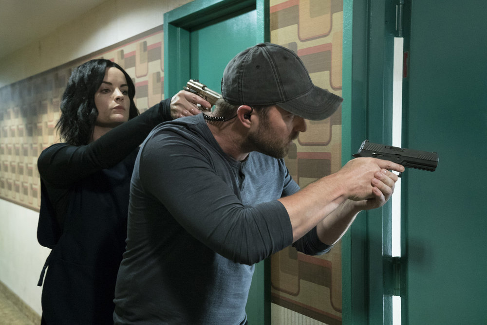 """First Look: NBC's """"Blindspot"""" Begins Season Two On ..."""