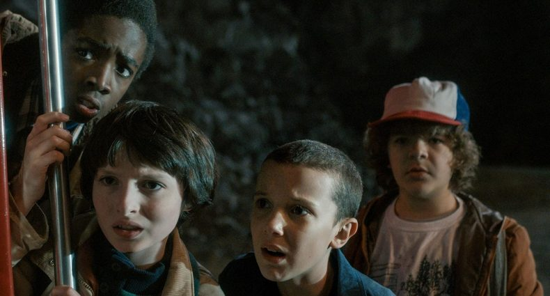 Stranger Things [Official Netflix Trailer Image]
