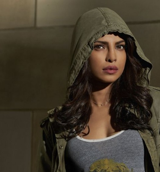 Priyanka Chopra in Quantico [ABC]