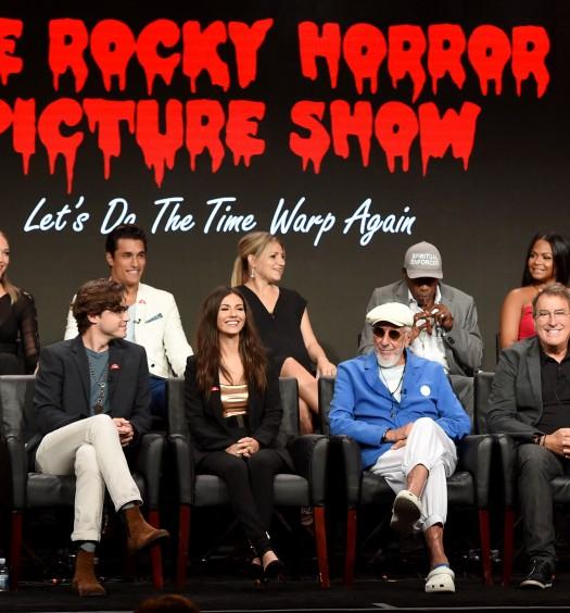 Rocky Horror at TCA [FOX]