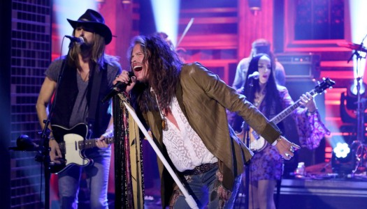"Steven Tyler, Hailee Steinfeld Scheduled For Upcoming ""Late Night With Seth Meyers"" Episodes"
