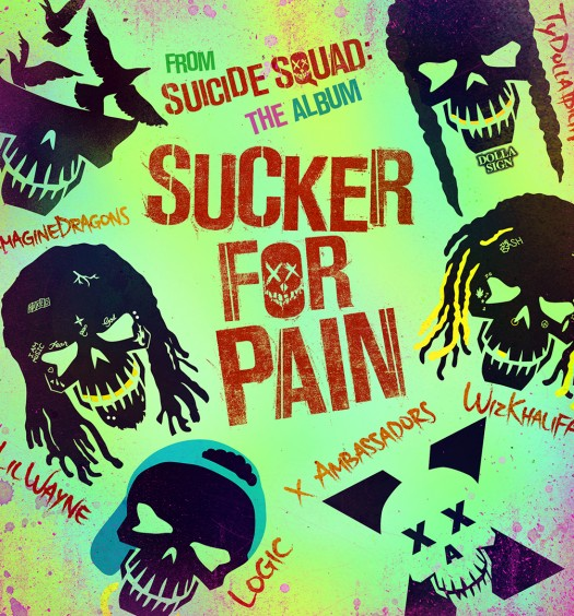 Sucker For Pain [Official Cover   Atlantic Records]