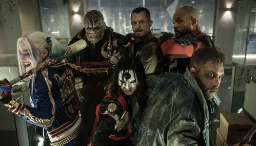 """Suicide Squad"" Suffers Big Drop, Still Wins Weekend Box Office; ""Sausage Party"" #2, ""Pete's Dragon"" #3"