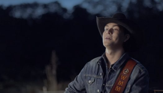 """William Michael Morgan's """"I Met A Girl"""" Reaches #1 At Country Radio"""