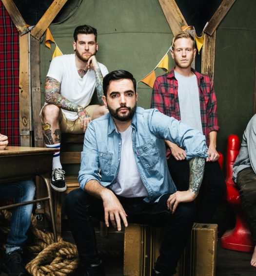 A Day To Remember [James Hartley | Fly South Music Press Photo]