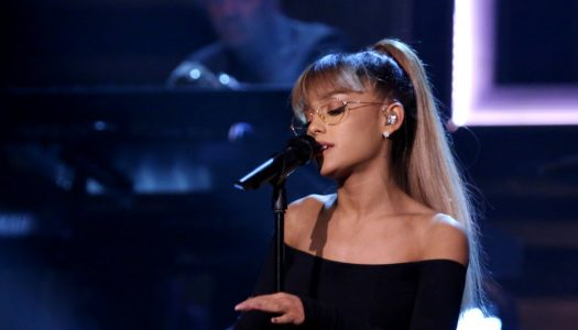 """Ariana Grande Performs """"Jason's Song"""" On """"The Tonight Show Starring Jimmy Fallon"""" (Watch Now)"""