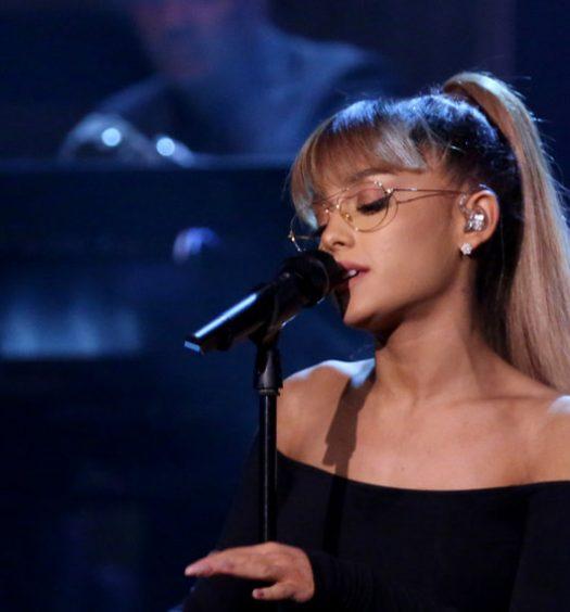Ariana Grande [NBC]