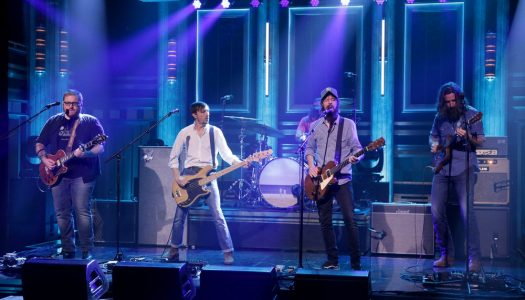 "Band Of Horses Performs ""Casual Party"" On Jimmy Fallon's ""Tonight Show"" (Watch Now)"