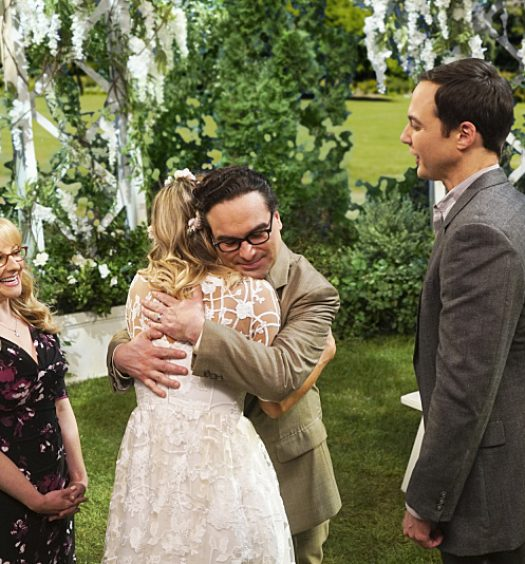 The Big Bang Theory [CBS]
