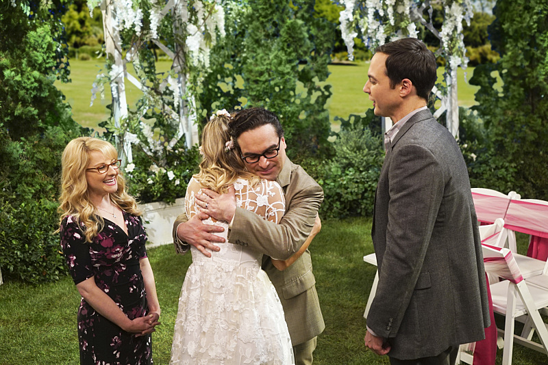 The Big Bang Theory renewed for TWO seasons at CBS!