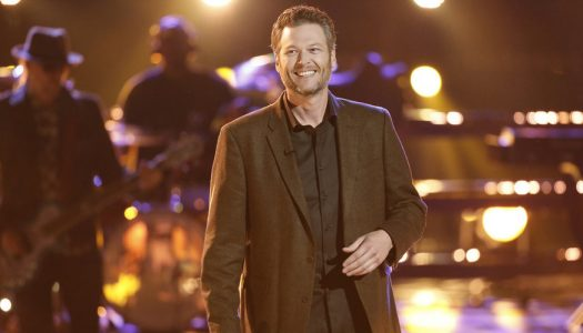 """Blake Shelton's """"If I'm Honest"""" Certified Gold In The United States"""