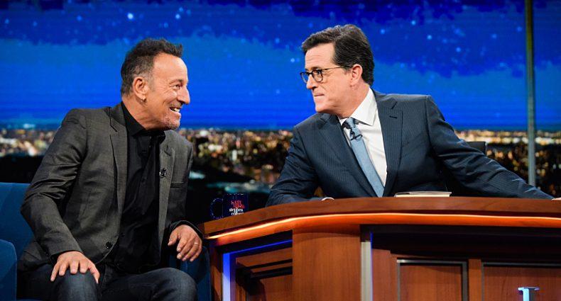 Bruce Springsteen [CBS]