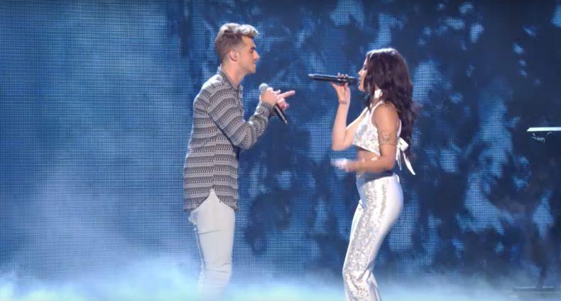 Drew Halsey [MTV VMAs | Video Still Via MTV, Columbia]