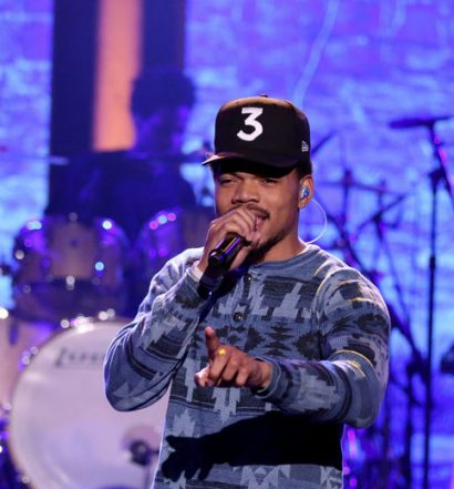 Chance The Rapper [NBC]