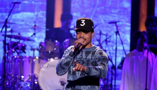 "Chance The Rapper Scheduled To Perform On 10/3 ""Tonight Show Starring Jimmy Fallon"""