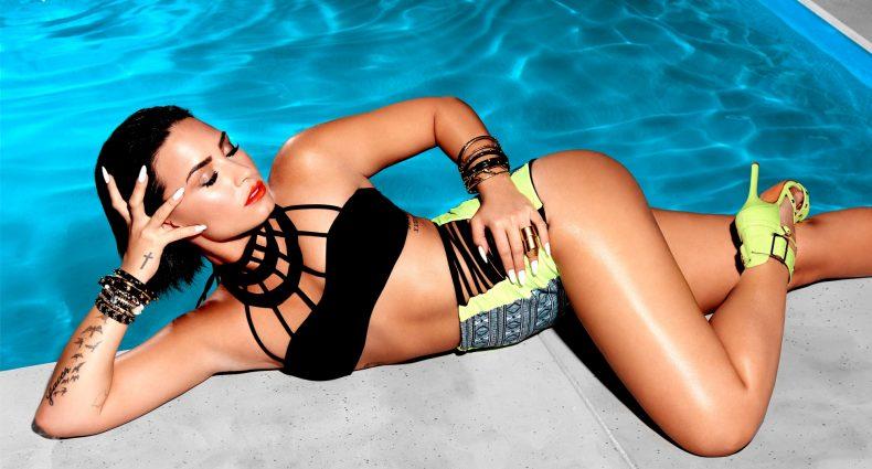 Demi Lovato [Hollywood Records Press Photo]