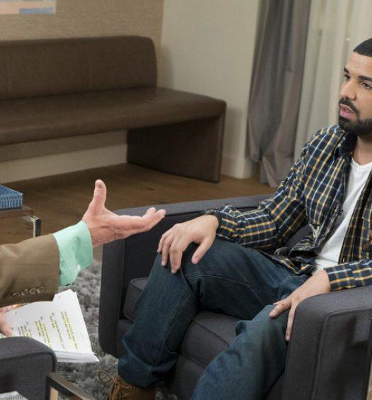 Drake [Maya and Marty   NBC Photo]