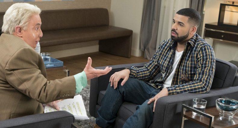 Drake [Maya and Marty | NBC Photo]