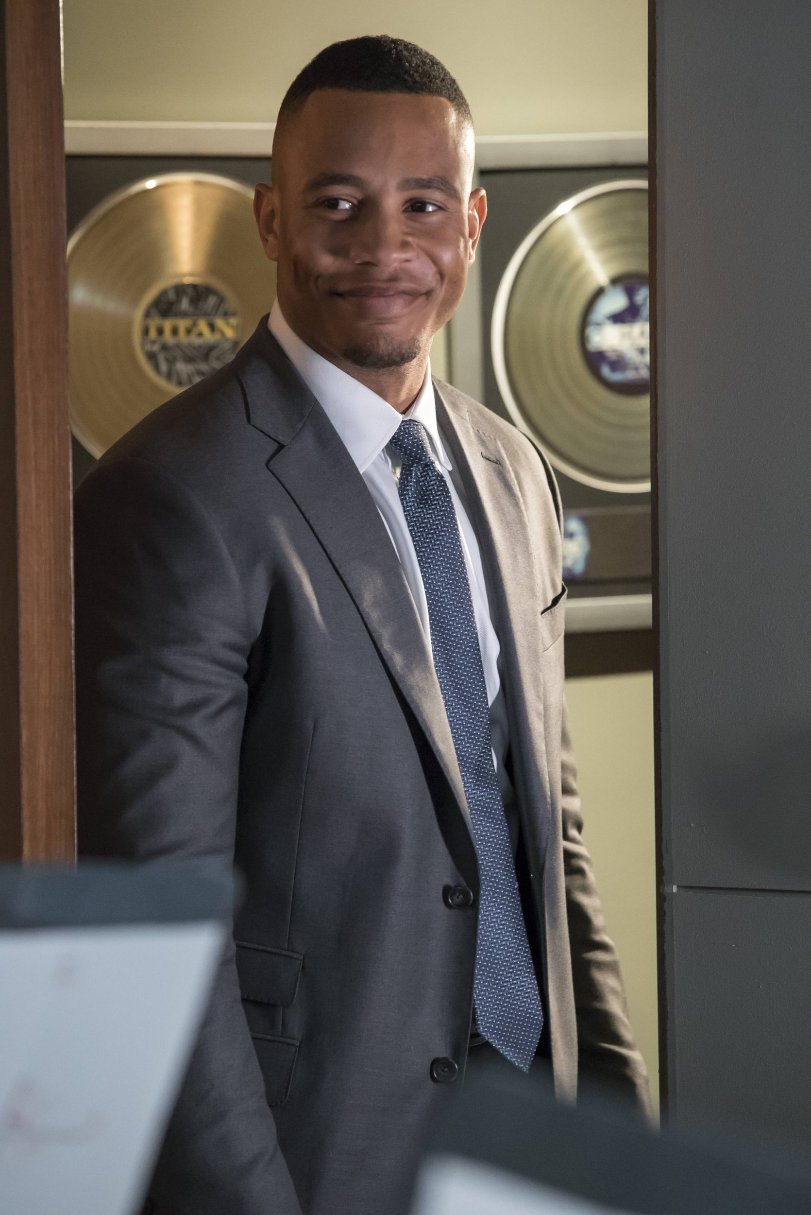 """EMPIRE:  Trai Byers in the """"What Remains is Bestial"""" episode of EMPIRE airing Wednesday, Oct. 5 (9:00-10:00 PM ET/PT) on FOX. ©2016 Fox Broadcasting Co. CR: Chuck Hodes/FOX"""