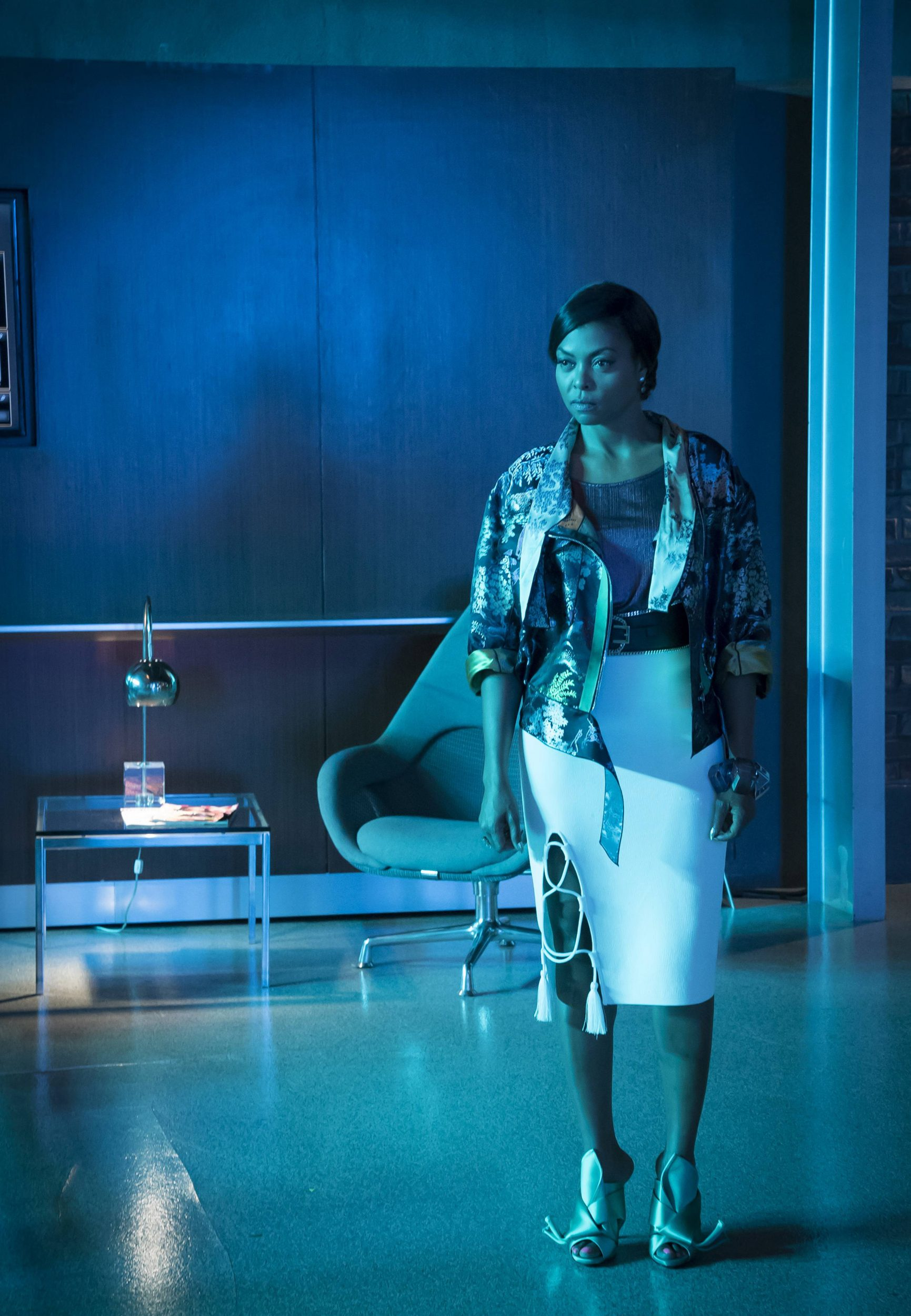 """EMPIRE: Taraji P. Henson in the """"What Remains is Bestial"""" episode of EMPIRE airing Wednesday, Oct. 5 (9:00-10:00 PM ET/PT) on FOX. ©2016 Fox Broadcasting Co. CR: Chuck Hodes/FOX"""