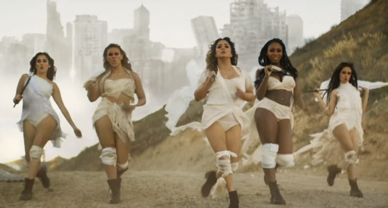 That's My Girl Video [Epic Records]