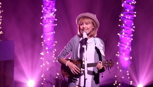 "Grace VanderWaal Performs ""Clay"" On Jimmy Fallon's ""Tonight Show"" (Watch Now)"