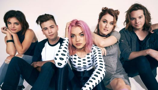 "Hey Violet's ""Guys My Age,"" MGK & Camila Cabello's ""Bad Things"" Enter Pop Radio's Top 55"