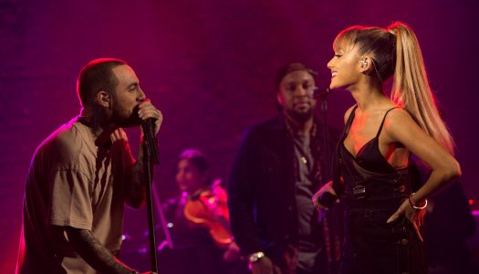 """First Look: Ariana Grande, CeeLo Green Join Mac Miller On Audience Network's """"Divine Feminine"""" Special"""