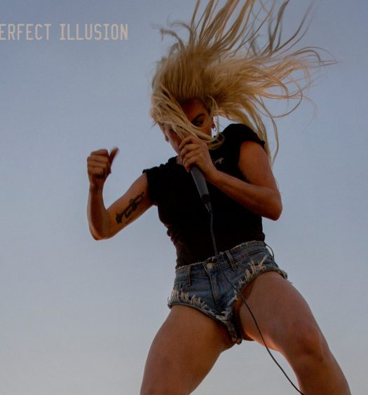 Lady Gaga Perfect Illusion Cover [Interscope]