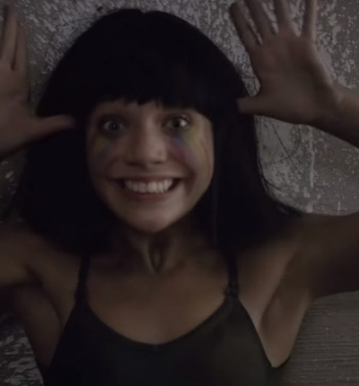 Maddie Ziegler in Sia's The Greatest Video [RCA Records]
