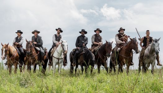 """The Magnificent Seven"" Wins Weekend Box Office; ""Storks"" Debuts At #2"
