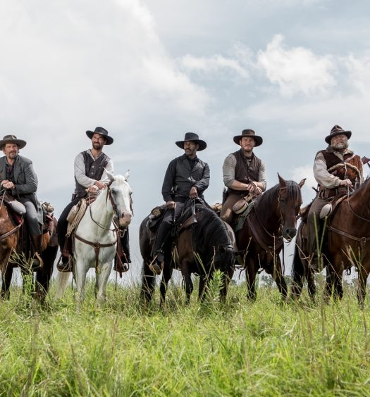 Magnificent Seven [Sony Pictures Publicity Photo]