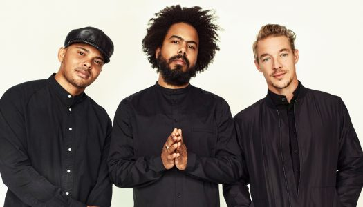 """Major Lazer, Justin Bieber & MØ's """"Cold Water"""" Reaches #1 At Pop Radio; Chainsmokers & Halsey #2"""