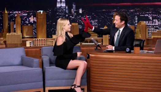 """Margot Robbie Hosting, The Weeknd Performing On 10/1 """"SNL"""" Season Premiere"""