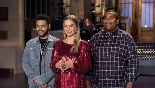 """SNL"" Premiere Ratings Soar For Margot Robbie, The Weeknd Episode"